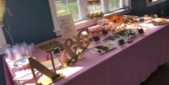 Nickkie&CO dessert table